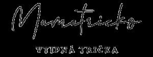 Meme tričko nobg logo